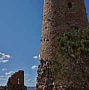 Yavapai Tower Poster