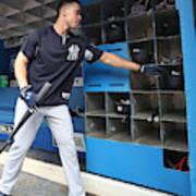 New York Yankees v Toronto Blue Jays Poster