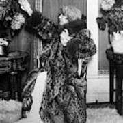 Sarah Bernhardt (1844-1923) Poster