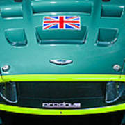 2005 Aston Martin Dbr9 Poster