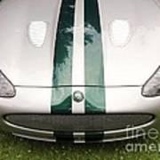 2005 Jaguar Xkr Stirling Moss Signature Edition Poster