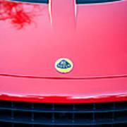 2006 Lotus Grille Emblem -0012c Poster