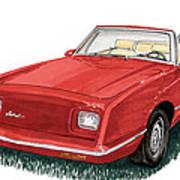 2006 Studebaker Avanti Poster