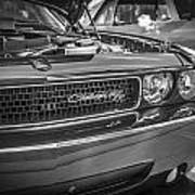 2008 Dodge Challenger  Poster