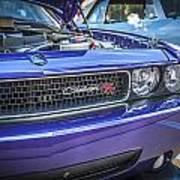 2008 Dodge Challenger Rt Poster
