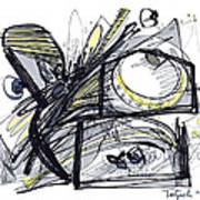 2010 Abstract Drawing 28 Poster