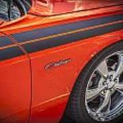 2010 Dodge Challenger Rt Hemi Poster