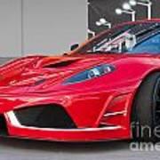 2012 Ferrari F-430 Poster