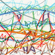 2013 Abstract Drawing #7 Poster