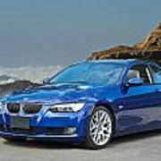 2013 Bmw 328i Sports Coupe Poster