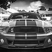 2013 Ford Shelby Mustang Gt500 Poster