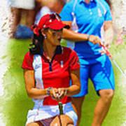 2013 Solheim Cup - Michelle Wie Poster