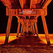 2014 02 06 01 Okalossa Island Pier 0213 Poster
