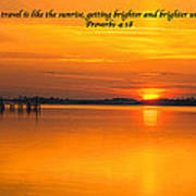 2014 02 25 03 Proverbs 4 18 Poster