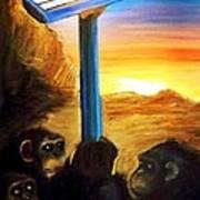 2014 An Ape Oddessy  Poster