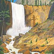 21 Bears Of Yosemite National Park Poster