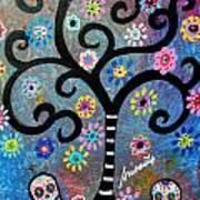 Dia De Los Muertos Poster
