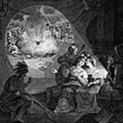 Boston Tea Party, 1773 Poster