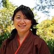 Japanese Women Poster