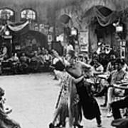 Rudolph Valentino Poster by Granger