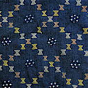 Motif From Antique Asian Textile (pr Poster