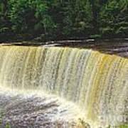 Tahquamenon Falls Poster