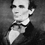 Abraham Lincoln (1809-1865) Poster