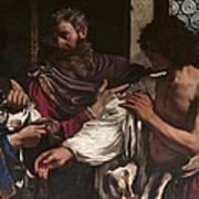 Italy, Lazio, Rome, Borghese Gallery Poster