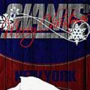 New York Giants Poster