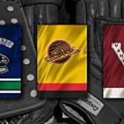Vancouver Canucks Poster