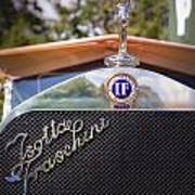 1922 Isotta-fraschini Poster