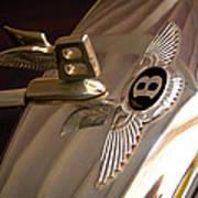 1956 Bentley S1 Poster