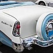 1956 Chevrolet Bel Air Convertible Poster