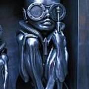 Alien Baby Poster