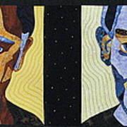 Alternate Universe Poster by Lynda K Boardman