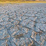 Alvord Desert, Oregon Poster