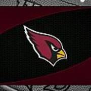 Arizona Cardinals Poster by Joe Hamilton