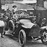 Automobile, C1915 Poster