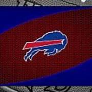 Buffalo Bills Poster by Joe Hamilton