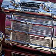 Buick 56c Super Classic Poster