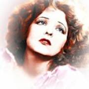 Clara Bow  Poster by Steve K