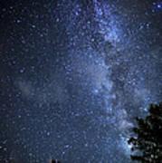 Dark Rift Of The Milky Way Poster