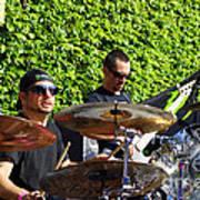Dave Lombardo And Pancho Tomaselli Poster