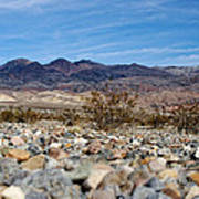 Death Valley Mountains Poster