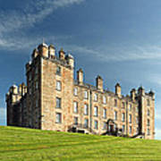 Drumlanrig Castle Poster