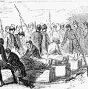 Execution Of Conspirators Poster