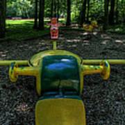 Forgotten Playground Poster