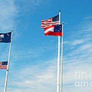 Fort Sumter, Sc Poster