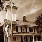 Haig Point Lighthouse Poster