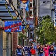 Hard Rock Cafe - Seattle Poster